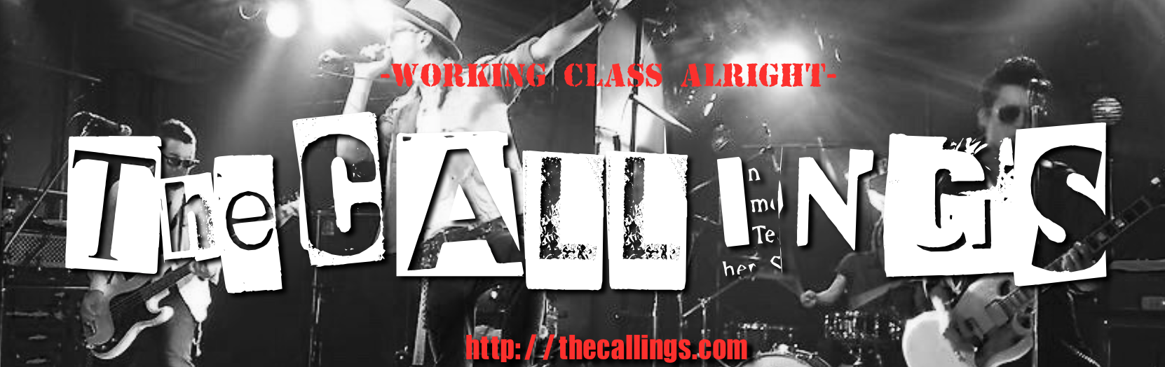 The CALLINGS official website